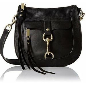 Rebecca Minkoff Dog Clip Saddle Crossbody